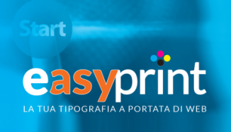 EasyPrint : Piattaforma E-Commerce Stampa Digitale